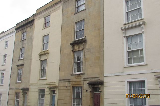 Thumbnail Terraced house to rent in Meridian Place, Clifton Bristol