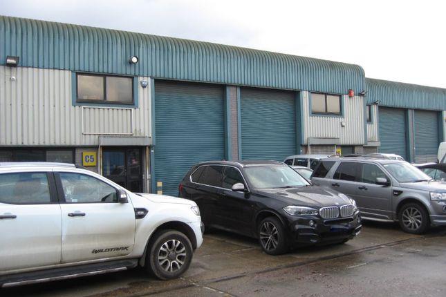 Thumbnail Warehouse for sale in New Road, Rainham