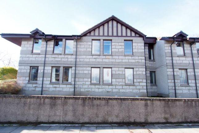 Exterior of Gordondale Court, Aberdeen AB15
