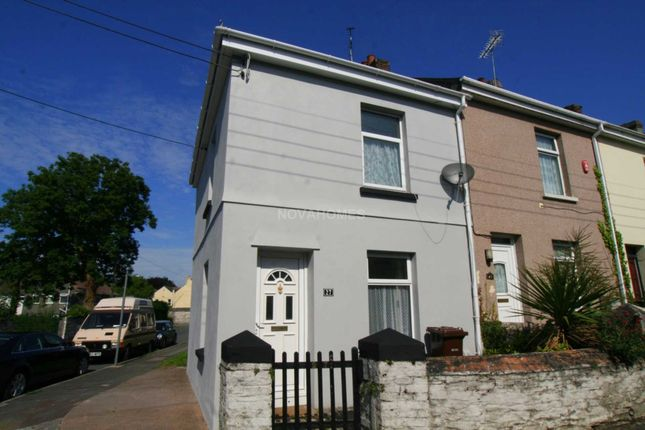 2 bed end terrace house to rent in Butt Park Road, Honicknowle, Plymouth