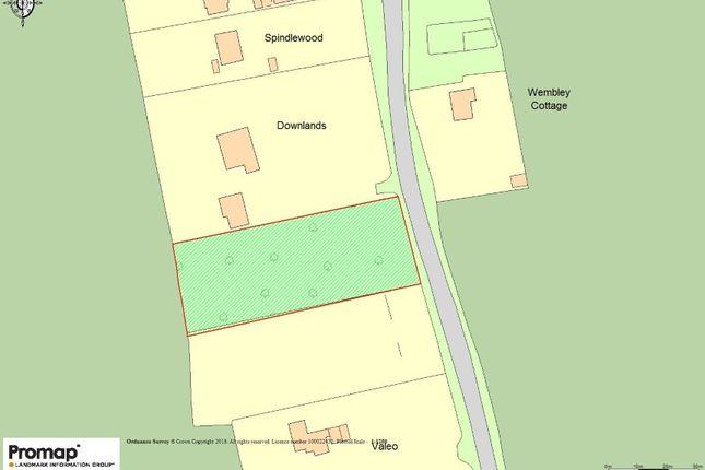 Thumbnail Land for sale in Downlands, Green Lane, Hambledon, Waterlooville, Hampshire