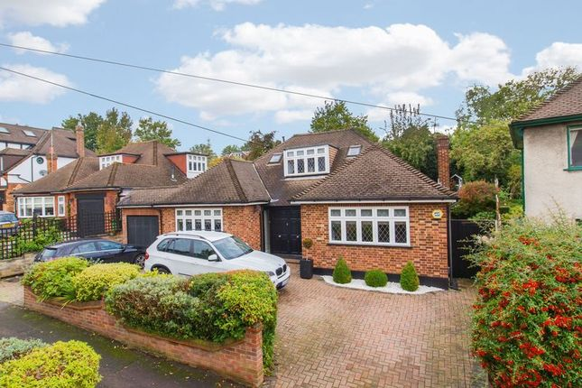 Thumbnail Bungalow for sale in The Glade, Woodford Green