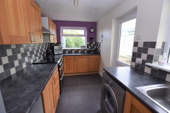Kitchen of Rose Row, Redruth TR15