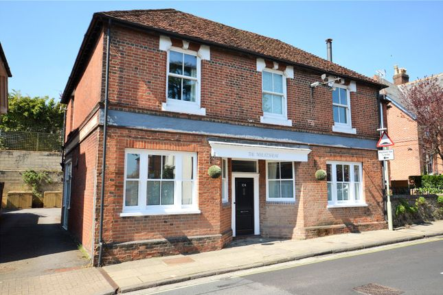 Thumbnail Detached house to rent in St. Cross Road, Winchester, Hampshire
