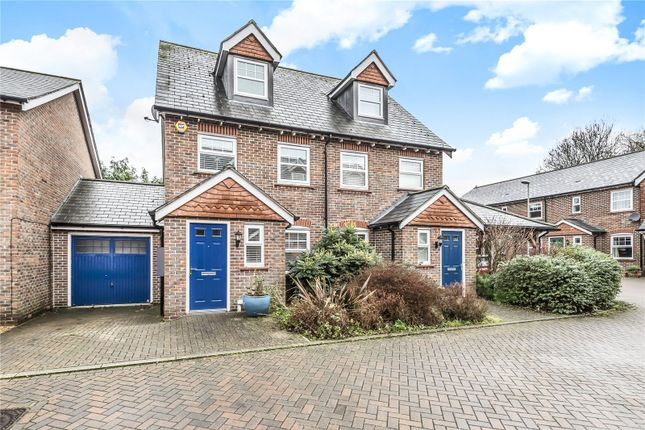 Thumbnail Semi-detached house to rent in Helens Close, Alton, Hampshire