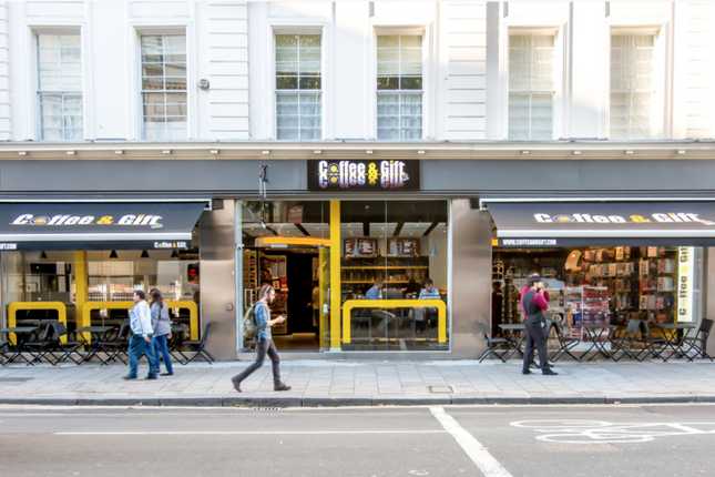 Thumbnail Retail premises to let in New Oxford Street, London