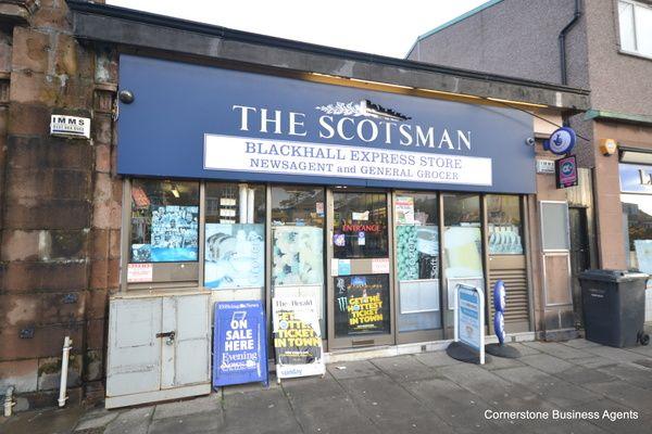 Thumbnail Retail premises for sale in Hillhouse Road, Edinburgh