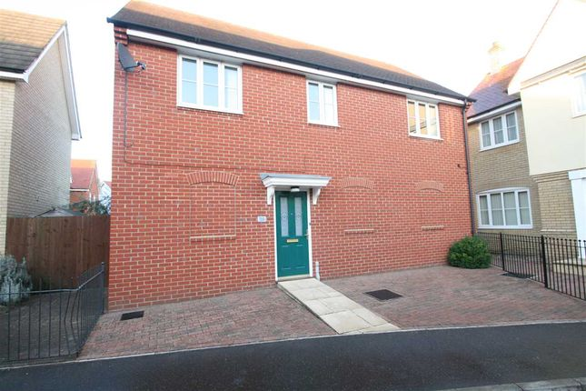 Thumbnail Property for sale in Avitus Way, Myland, Colchester