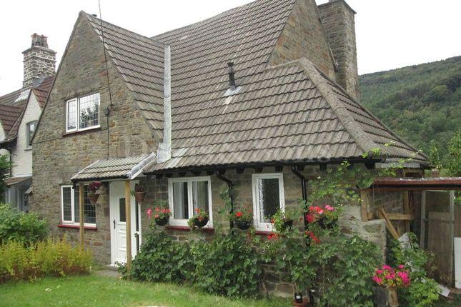 Thumbnail End terrace house for sale in Garden Suburbs, Pontywaun, Cross Keys, Newport.