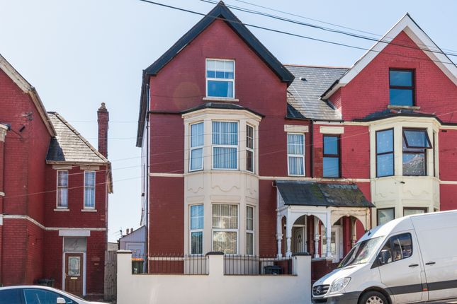 Thumbnail Semi-detached house for sale in Pentonville, Newport