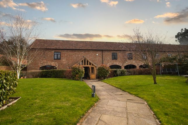 Thumbnail Barn conversion for sale in Butt Lane, Wold Newton, Driffield