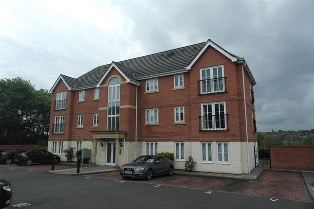 Thumbnail Flat for sale in Hayeswood Grove, Norton Heights, Stoke-On-Trent