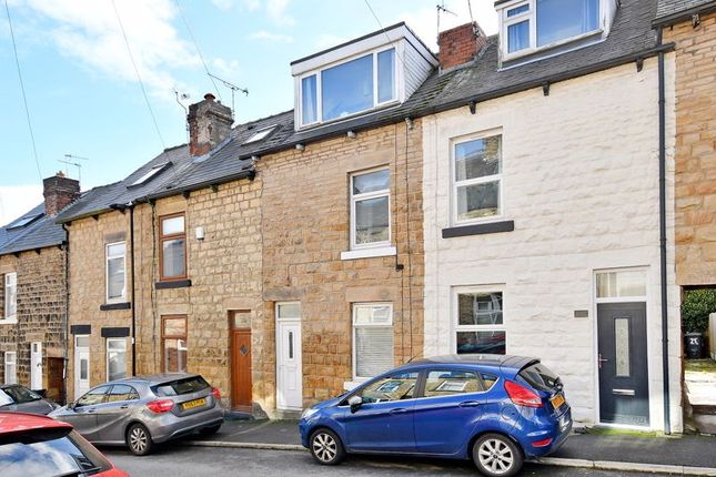 3 bed terraced house for sale in Bole Hill Lane, Crookes, Sheffield S10