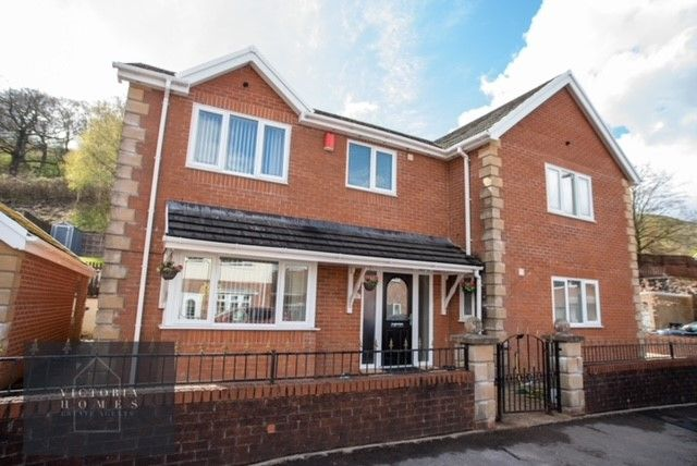 Thumbnail Detached house for sale in Brynllys, Ebbw Vale