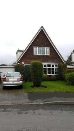 Thumbnail Detached house for sale in Glebfields, Curdworth, Sutton Coldfield, West Midlands