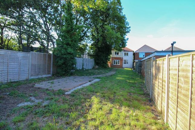 Rear Garden of Room 5, Burgess Road, Southampton SO16
