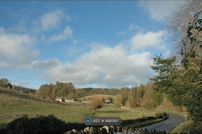 Thumbnail Detached house to rent in Swinbrook, Burford