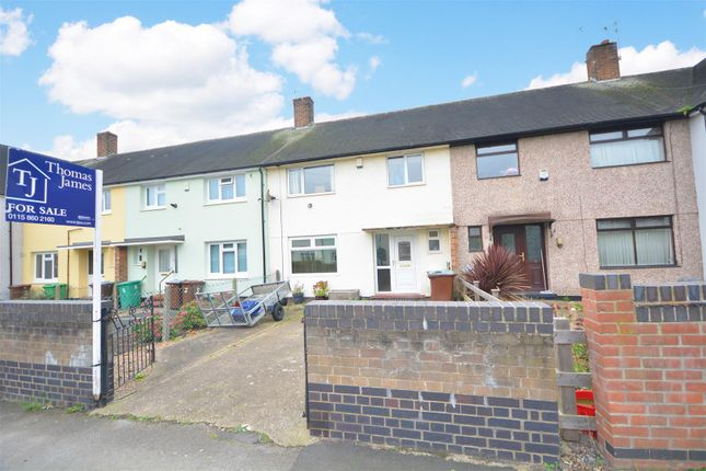 3 bed terraced house for sale in Glenloch Drive, Clifton, Nottingham