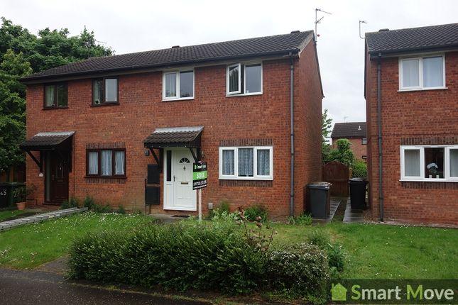 Thumbnail Semi-detached house to rent in Pheasant Grove, Werrington, Peterborough, Cambridgeshire.