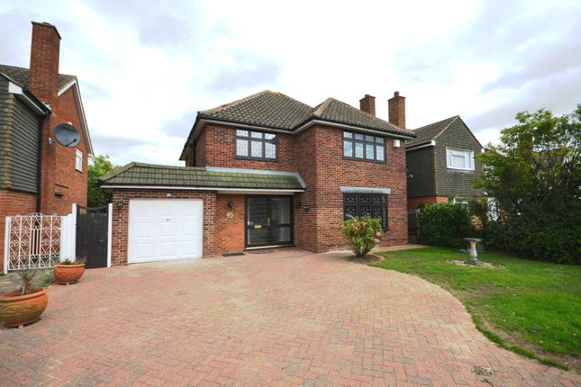 Thumbnail Detached house to rent in Chichester Avenue, Ruislip