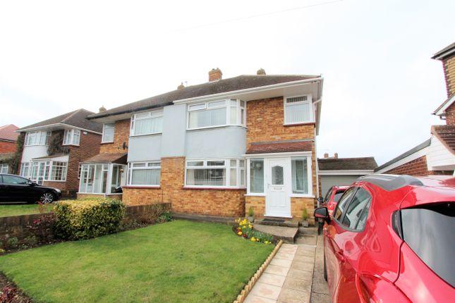 Thumbnail Semi-detached house for sale in Preston Avenue, Gillingham, Kent