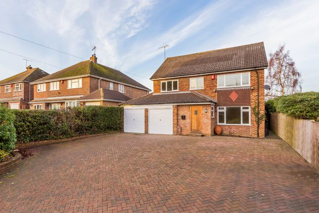 Thumbnail Detached house for sale in Town Hill, Lingfield, Surrey