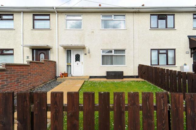 Thumbnail Terraced house for sale in Enler Park West, Dundonald, Belfast