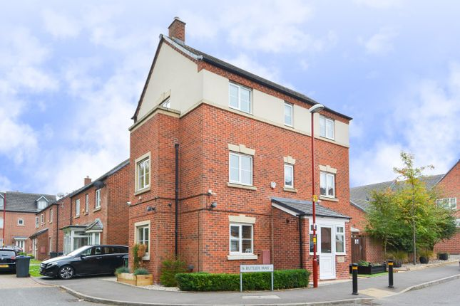 Thumbnail Detached house for sale in Butler Way, Birmingham