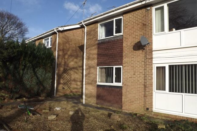 Thumbnail Flat to rent in Hamsterley Crescent, Newton Hall, Durham