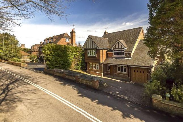 Thumbnail Detached house to rent in Oakhill Road, Sevenoaks