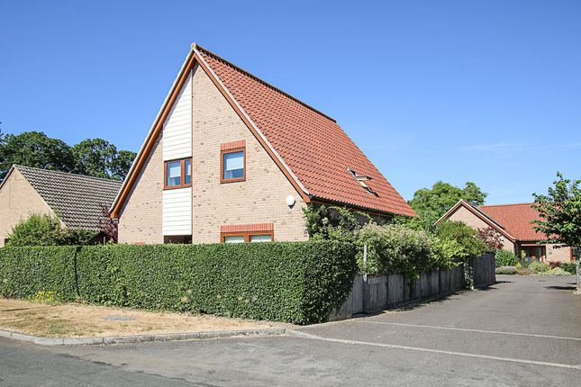 Thumbnail Detached house for sale in Iceni Way, Exning