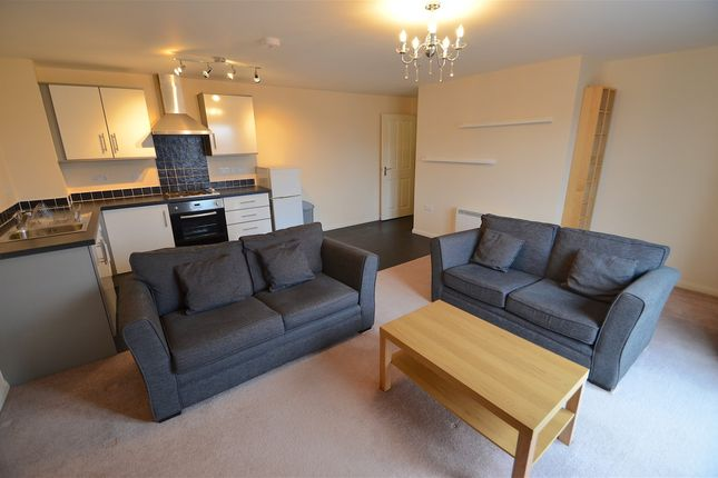 Thumbnail Flat to rent in Pavior Road, Nottingham