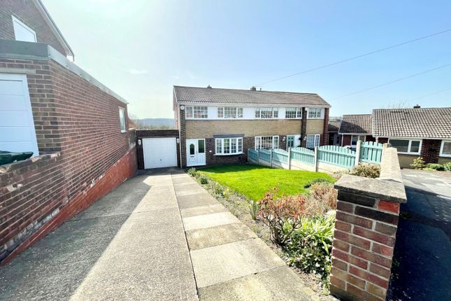 Thumbnail Semi-detached house for sale in Windsor Crescent, Barnsley, South Yorkshire