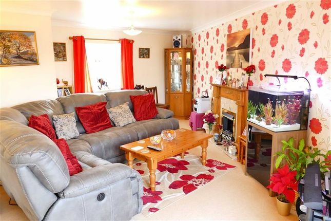 Thumbnail Terraced house for sale in Poppy Close, Lansdowne Park, Calne