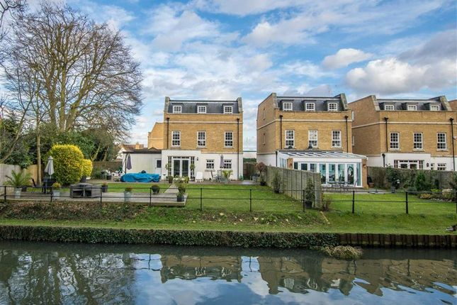 Thumbnail Detached house for sale in Manor House Gardens, Broxbourne, Hertfordshire