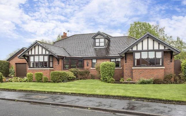 Thumbnail Detached house to rent in Briar Croft, Longton, Preston