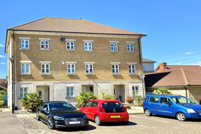 Thumbnail Terraced house for sale in Ensenada Reef, Eastbourne