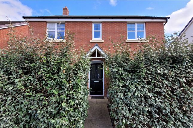 Thumbnail Detached house for sale in Lancaster Way, Whitnash, Leamington Spa