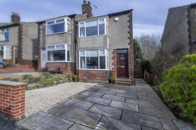 External Front of Heatherfield Crescent, Marsh, Huddersfield HD1