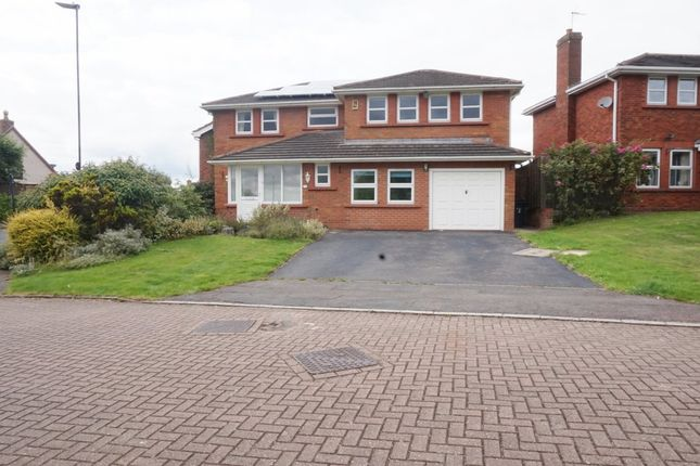 Thumbnail Detached house for sale in The Haybarn, Walmley, Sutton Coldfield