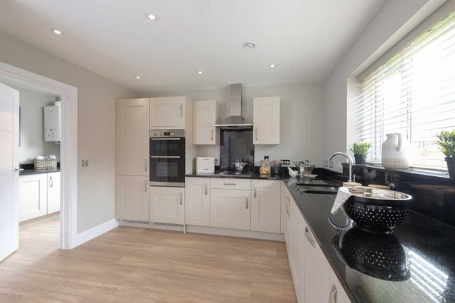 """Typical Kitchen of """"The Westminster"""" at Eagle Avenue, Cowplain, Waterlooville PO8"""