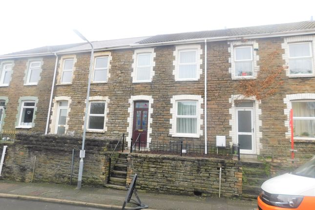 Thumbnail Terraced house to rent in Ropewalk Terrace, Neath