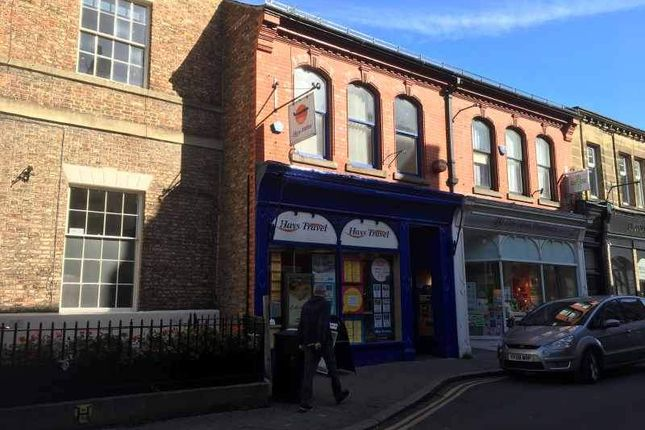 Thumbnail Commercial property for sale in 4A, Westgate, Ripon, Harrogate