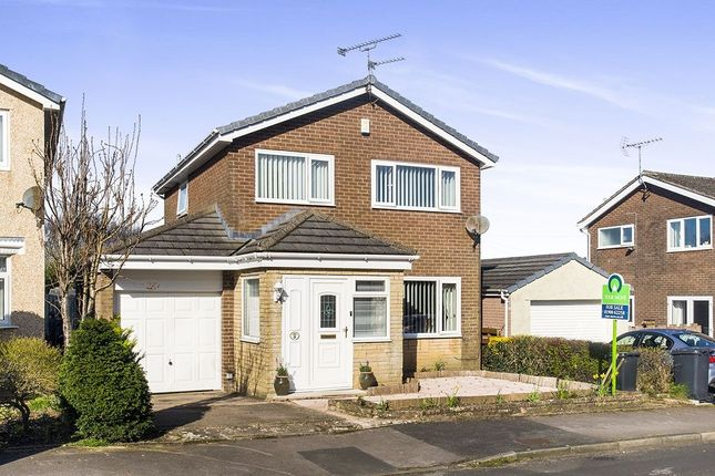 Thumbnail Detached house for sale in Harringdale Road, High Harrington, Workington