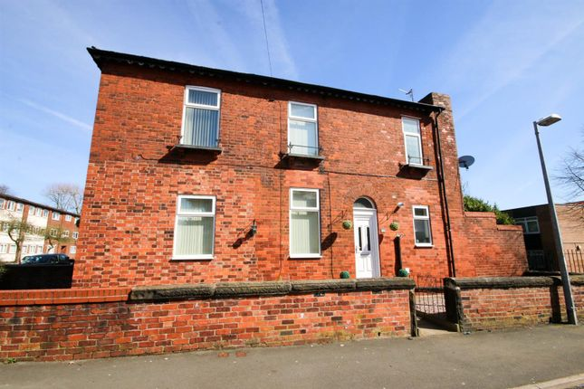 Thumbnail End terrace house to rent in Nelson Street, Eccles, Manchester