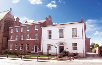 Office to let in Priory Court, Buttermarket Street, Warrington Town Centre, Warrington, Cheshire