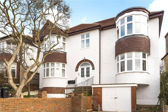 Thumbnail Flat to rent in Old Park Ridings, Winchmore Hill, London
