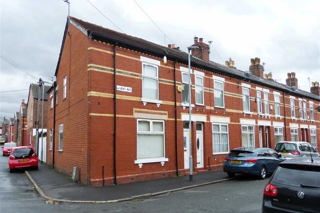 Thumbnail End terrace house for sale in Albert Avenue, Debdale Park, Manchester