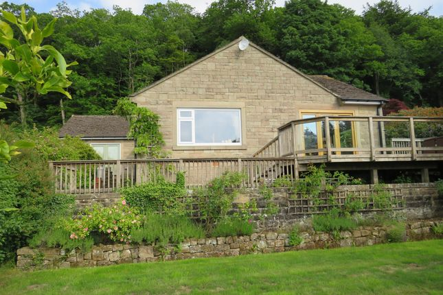 Thumbnail Detached bungalow for sale in Lees Road, Stanton-In-The-Peak, Matlock
