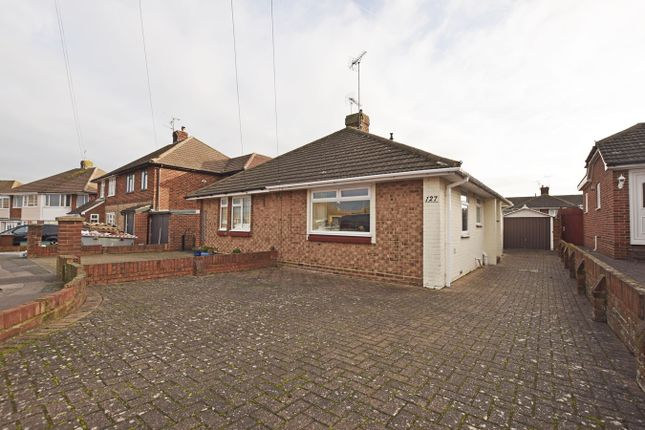 Thumbnail Bungalow for sale in Taverners Road, Gillingham